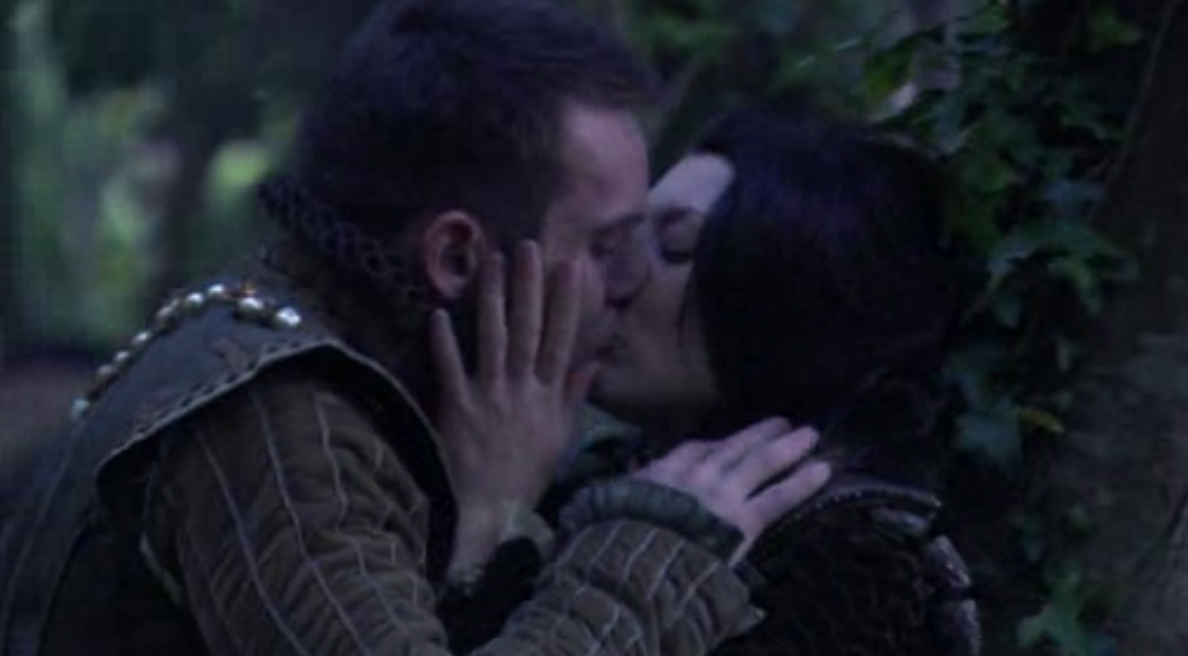 tudors forest sex scene
