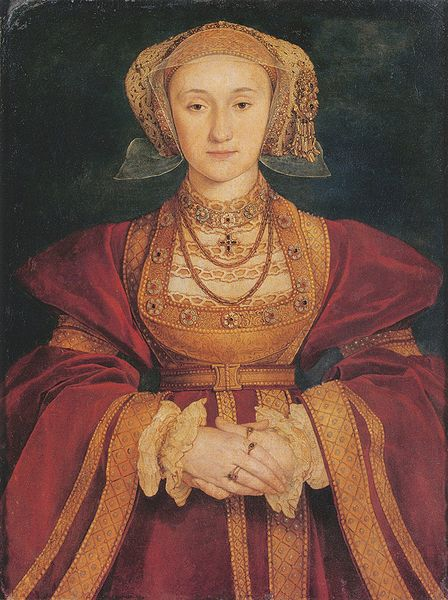 at least anne of cleves